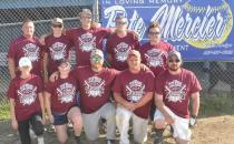 Woodland's Cal Ripken Team - Undefeated